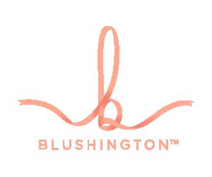 blushington logo